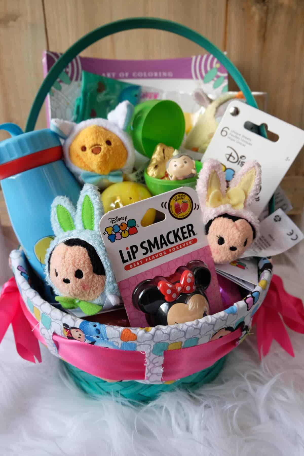 Tsum tsum easter basket disney diy disney diy tsum tsum easter basket negle Image collections