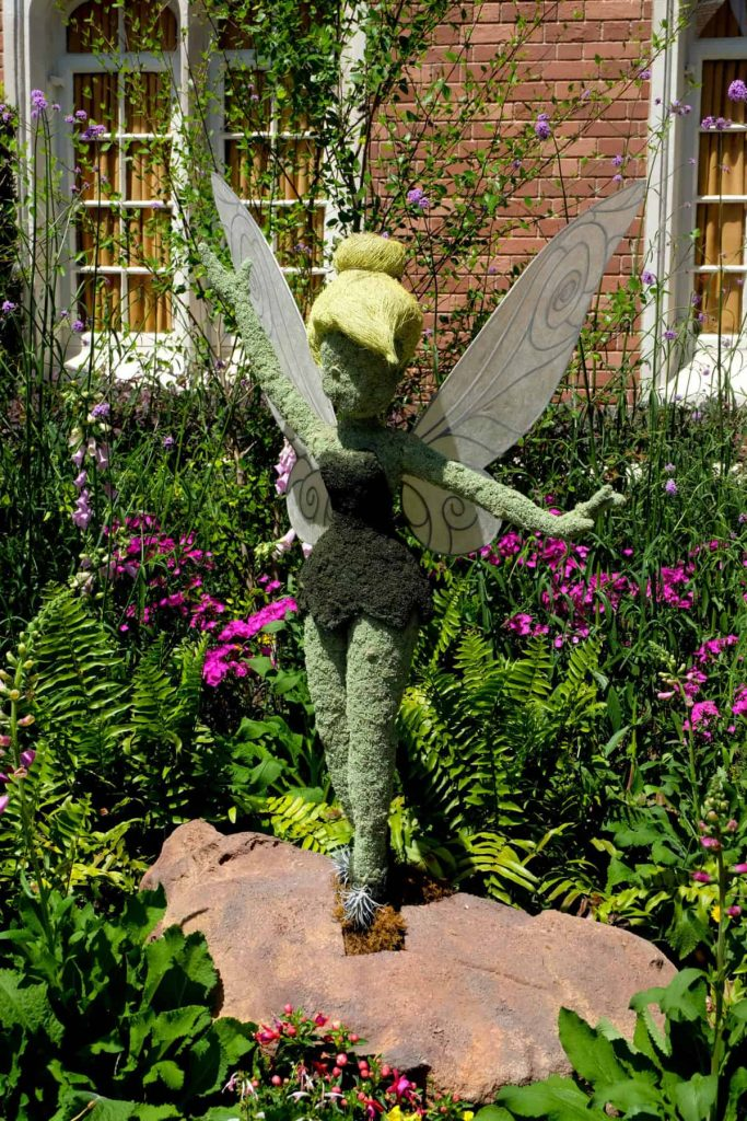 Epcot\'s International Flower and Garden Festival with kids - Polka ...