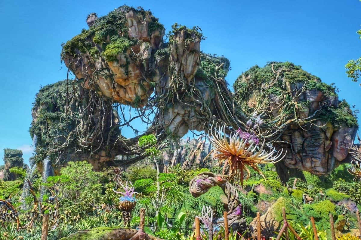 Pandora The World Of Avatar At Walt Disney Animal Kingdom Review