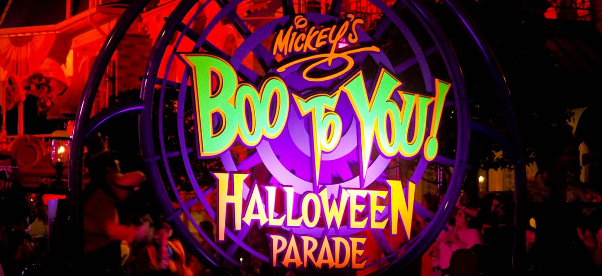 Boo to You Parade, Halloween at Disney Hacks and Disney Shirts ...